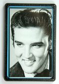 Elvis Presley - 'Smiling' Fridge Magnet